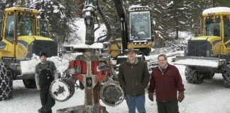 Idaho Cut-to-Length Logger Specializes in Thins, Enjoys Creating the Next Forest