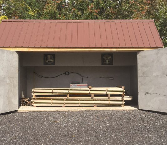 Wood-Mizer Kiln Kits Provide Affordable, Profitable Lumber Drying