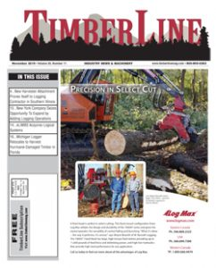 Timberline Mag - November 2019 Cover