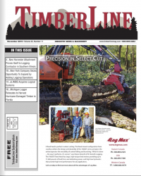 Timberline cover, Nov 2019