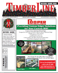 Timberline December 2019 Cover Page