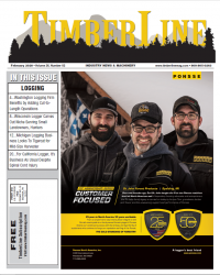 Timberline February Front Cover